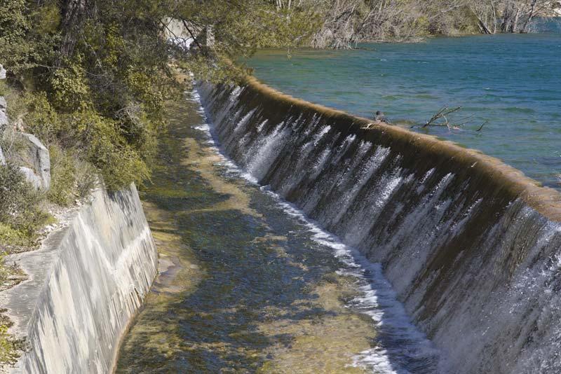 barrage de Dardennes