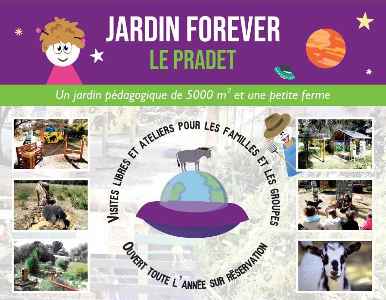 jardin forever