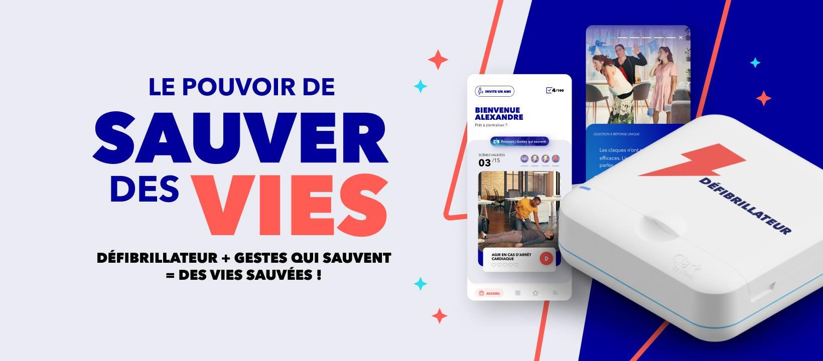 Apprenez à sauver des vies sur everydayheroes.fr