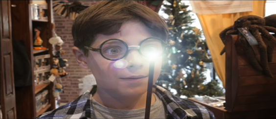Une Boutique Harry Potter à La Crau