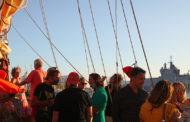 La Vela club galerie : original, une exposition flottante à Toulon !