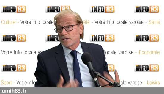 Hôtellerie, Bars, Restaurants, Boîtes de Nuit : des professionnels à bout de souffle. Interview de Jean-Pierre Ghiribelli, Président de l'UMIH Var.