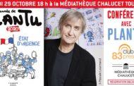 Le dessinateur Plantu à Toulon présente « L'année de Plantu 2020 : Etat d'Urgence »