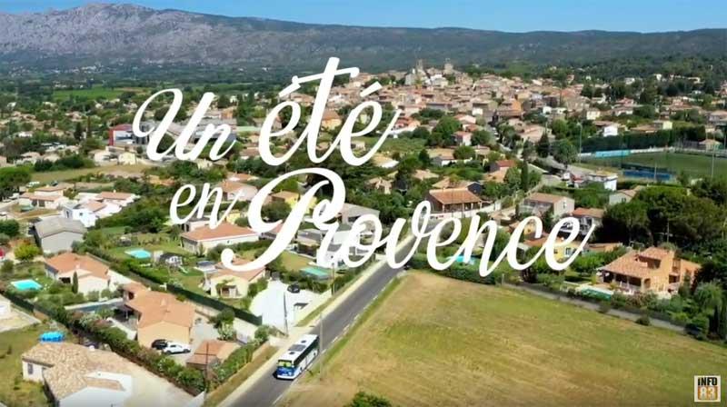 un été en Provence