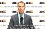 Les banques mobilisées pour l'économie, Itw de Jean Balaam.