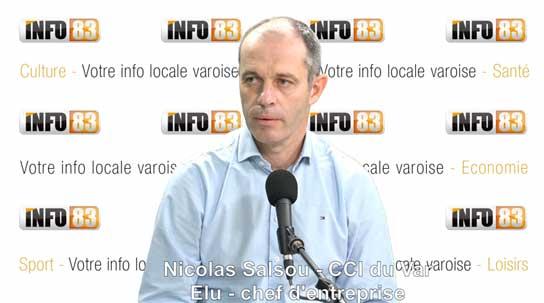 La CCI du Var mobilisée pour les entreprises varoises
