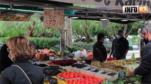 Sanary : choisissez les marchés varois pour vos faire courses !