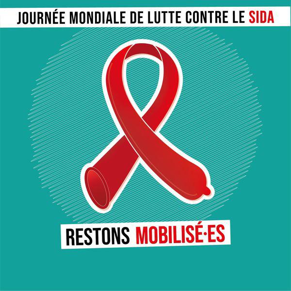 1er décembre 2020 : journée mondiale de lutte contre le SIDA