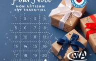 Chambre de Métiers et de l'Artisanat PACA : un calendrier de l'avent pour Noël