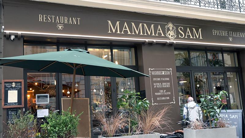 Mamma Sam : épicerie et restaurant 100 % italien à Toulon