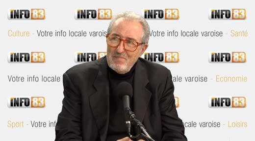 Gérard Cerruti, Président de l'Union Patronale du Var présente ses voeux et les perspectives pour 2021