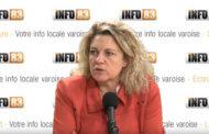 Interview de Valérie Gomez-Bassac députée du Var, le lundi 11 janvier, à la veille du couvre-feu