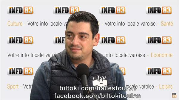 Les Halles Biltoki à Toulon : ouverture prévue au printemps 2021