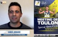 ATHLÉTISME meeting international d'athlétisme à Toulon