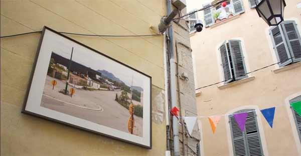 Exposition Nos murs :