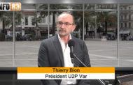 Thierry Bion, nouveau président de l'U2P Var