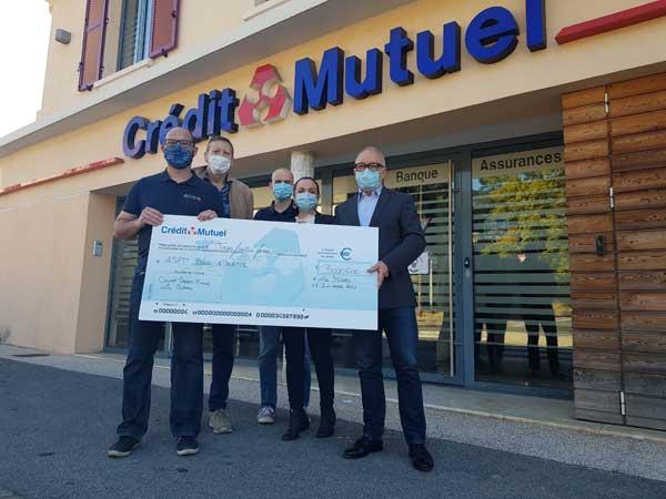 ASPTT Toulon/La Valette : un projet original récompensé