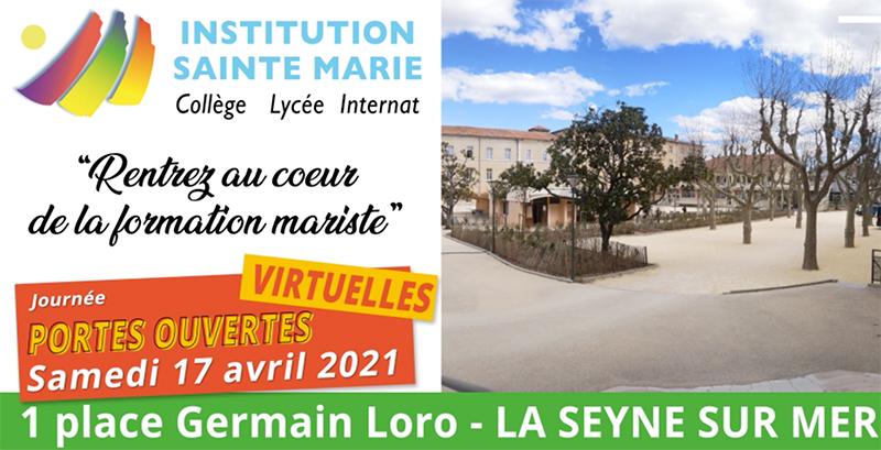 Les Maristes La Seyne : l'Institution Sainte-Marie ouvre ses portes