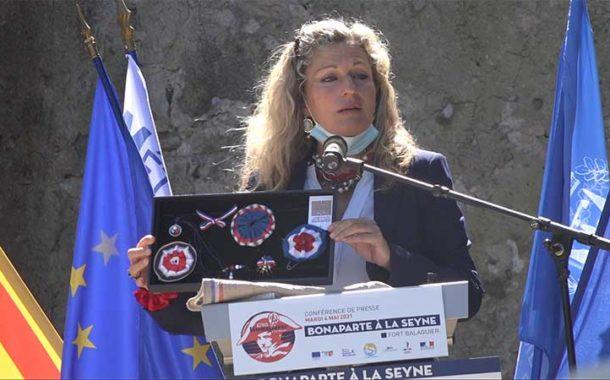 La Ville de La Seyne-sur-mer fête Bonaparte en septembre 2021
