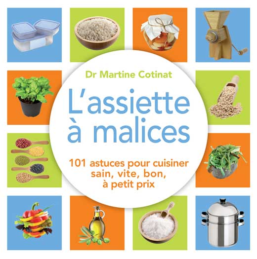 Microbiote et Cuisine Saine par le Dr Martine Cotinat