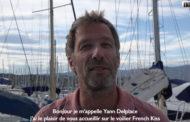 Le French Kiss, voilier de légende au port Pin-Rolland à La Seyne/mer