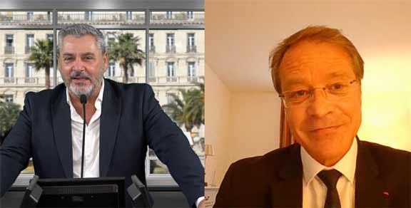 François Asselin Président de la CPME présent à Var.up