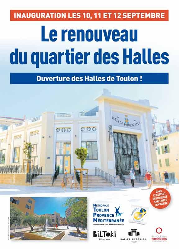 halles de Toulon