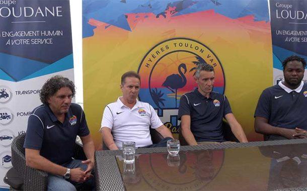 Hyères Toulon Var Basket : Laurent Sciarra le nouveau coach