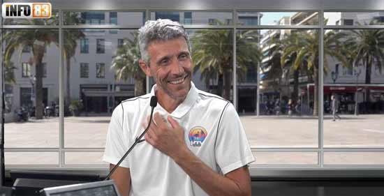 Côté Sports : Laurent Sciarra, nouvel entraîneur du HTV Basket