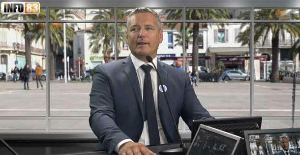 Basil Gertis de la société Yack alerte les pouvoirs publics sur la crise logistique et sur l'emploi.