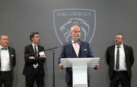 Peugeot Var : lancement de la nouvelle Peugeot 308