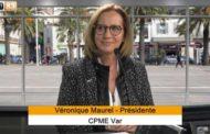 Véronique Maurel, Présidente de la CPME du Var, la reprise est-elle là ?
